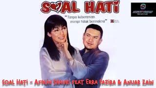Shauki TV: Soal Hati - Afdlin Shauki feat Erra Fazira & Anuar Zain
