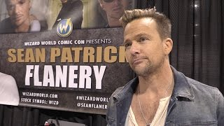 Sean Patrick Flanery Talks Boondock Saints 3