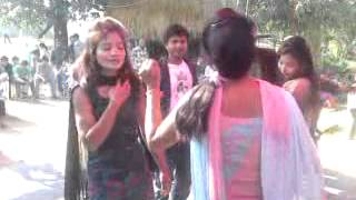 images Village Gilr Dance In Marrige Party