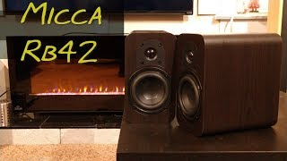 Micca RB42 _(Z Reviews)_    (╯°□°)╯︵ ┻━┻ .e.v.e.r.y.t.h.i.n.g.e.l.s.e...
