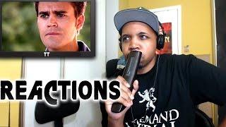 REACTION to Vampire Diaries Season 7 Episode 5 Scenes 7x5
