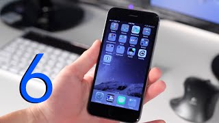 iPhone 6 - 6 Tips and Tricks!