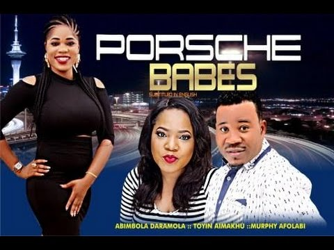 PORSCHE BABES -Latest Yoruba Movie 2016 Drama[PREMIUM] Cover