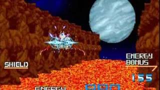 Retro Games - Galaxy Force 2