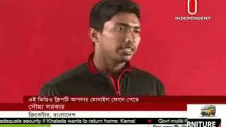 Soumya Sarkar Speaks 07 January 2015