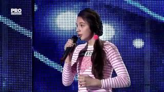 Laura Bretan - Romanii Au Talent [2016]