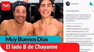 La admirable faceta de Chayanne como padre y esposo  | Muy buenos días
