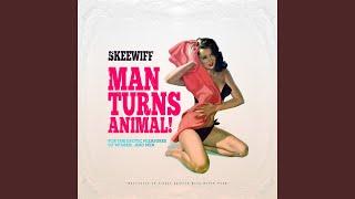 Man Turns Animal