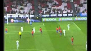 أهداف مباراة البرتغال 4-0 إسبانيا