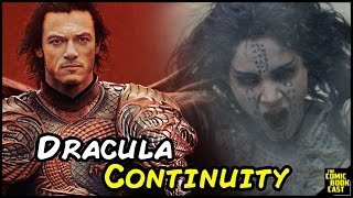 is Dracula Untold part of the Universal Shared Universe