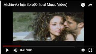 Afshin-Az Inja Boro(Official Music Video)