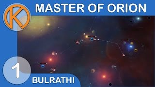 Master Of Orion - A New Beginning [1] - Bulrathi Early Access Gameplay