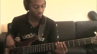 GTA San Andreas Theme Song - Bass Cover