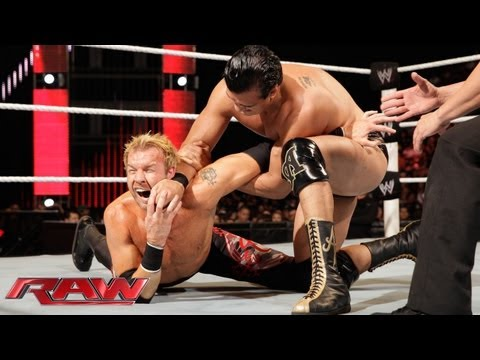 Christian vs. Alberto Del Rio: Raw, July 29, 2013