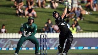 Guptill magic squares series for NZ, De Villiers says SA up for shootout