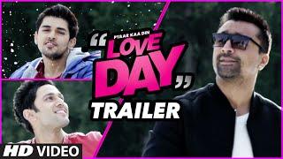 LOVE DAY - PYAAR KAA DIN Official Trailer 2016 | Ajaz Khan | Sahil Anand | Harsh Naagar |