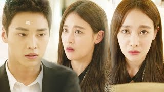 Oh Yeon Seo, cute charming eyes 《Come Back Mister》 돌아와요 아저씨 EP10