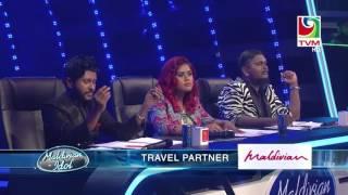 Maldivian Idol GALA Round 3 -MULHI JAAN HITHAA - ISHAAN