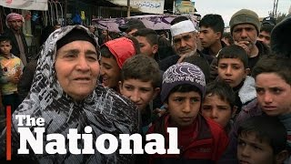 Mosul residents reflect on a brutal occupation