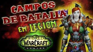 World of Warcraft | CAZADOR PUNTERÍA PvP NIVEL 110 - RECOMPENSAS PvP 7.1 y Mensaje a HOFKARI - BG