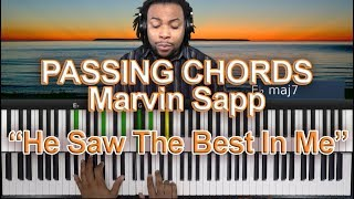 #32: Breakdown And Passing Chords: Marvin Sap