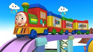 Cartoon For Children - Car Cartoon for kids - Toy Factory Toys Cartoon - Kids Videos For Kids