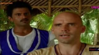 Shapath SuperCops vs SuperVillains LifeOK TV - Ninja MahaEpisode Pt2, with Zachary Coffin