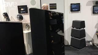 CEDIA 2017: GoldenEar Technology Debuts Triton Reference Speaker