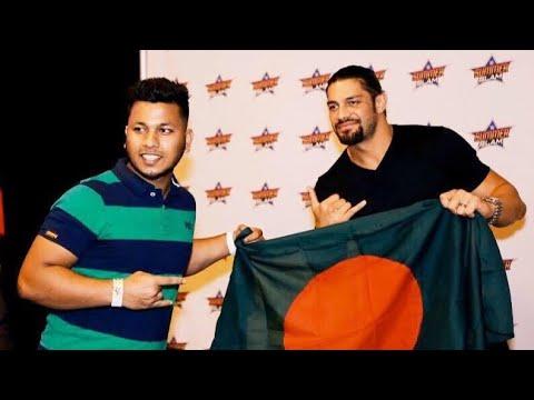 MEET & GREET WITH WWE SUPERSTAR ROMAN REIGNS || ARMAN SIKDER || NEW YORK ||