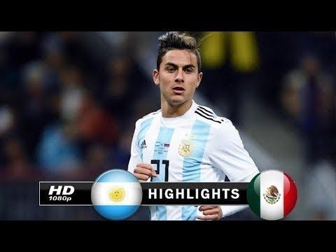 Xxx Mp4 Argentina Vs Mexico 2 0 Resumen Goles Amistoso 2018 3gp Sex