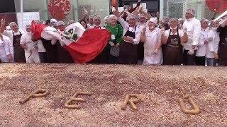 Peruvian pastry chefs make world