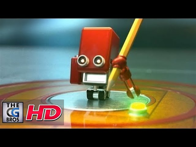 "CGI Animated Shorts : ""Desire"" - Animated Musical Short - by Red Echo Post"