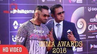 SUPERMAN   ZORAWAR   Yo Yo Honey Singh At GIMA Awards 2016   Global Indian Music Academy