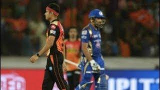 IPL 2018 Match 23: SRH vs MI - Full Match hIGHLIGHTS Ipl 2018 Mumbai Indians Vs sunrises Hyderabad