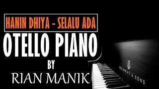 Hanin Dhiya - Selalu Ada Piano Tutorial Cover By Otello Piano + Lyrics (cc)