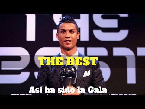 Así ha sido la Gala FIFA The Best