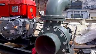Pompa banjir Yanmar Matsuko H200CP