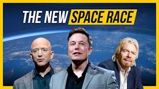 The New Space Race of the 2020