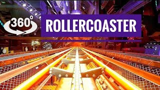 Best 360 Roller Coaster VR Videos 360 4K