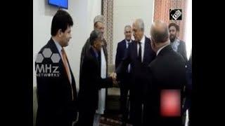 Afghanistan News - Troops withdrawal part of U.S. envoy, Taliban talks