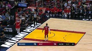 Quarter 3 One Box Video :Heat Vs. Wizards, 10/10/2017