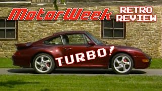 Retro Review: 1996 Porsche 911 Turbo (993)