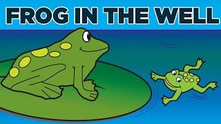 Swami Vivekananda Tales | Frog In The Well | Hindi Animated Stories For Kids | Masti Ki Paathshala