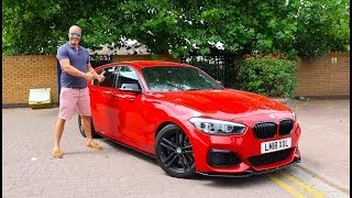STUNNING Melbourne Red BMW M140i Shadow/Motech Edition