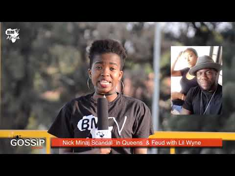 Xxx Mp4 Hot Gossip Rapper Nick Minaj Scandals Escalates Vs Lilly Wyne Beef History Explained 3gp Sex