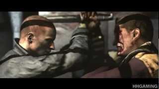 Resident Evil 6 walkthrough - part 1 HD Gameplay Chris Leon & Jake