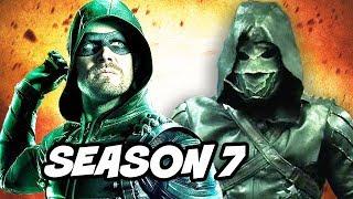Arrow Season 6 Episode 18 and Arrow Season 7 Teaser Breakdown