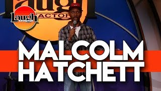 Malcolm Hatchett | Working At McDonalds | Laugh Factory Stand Up Comedy