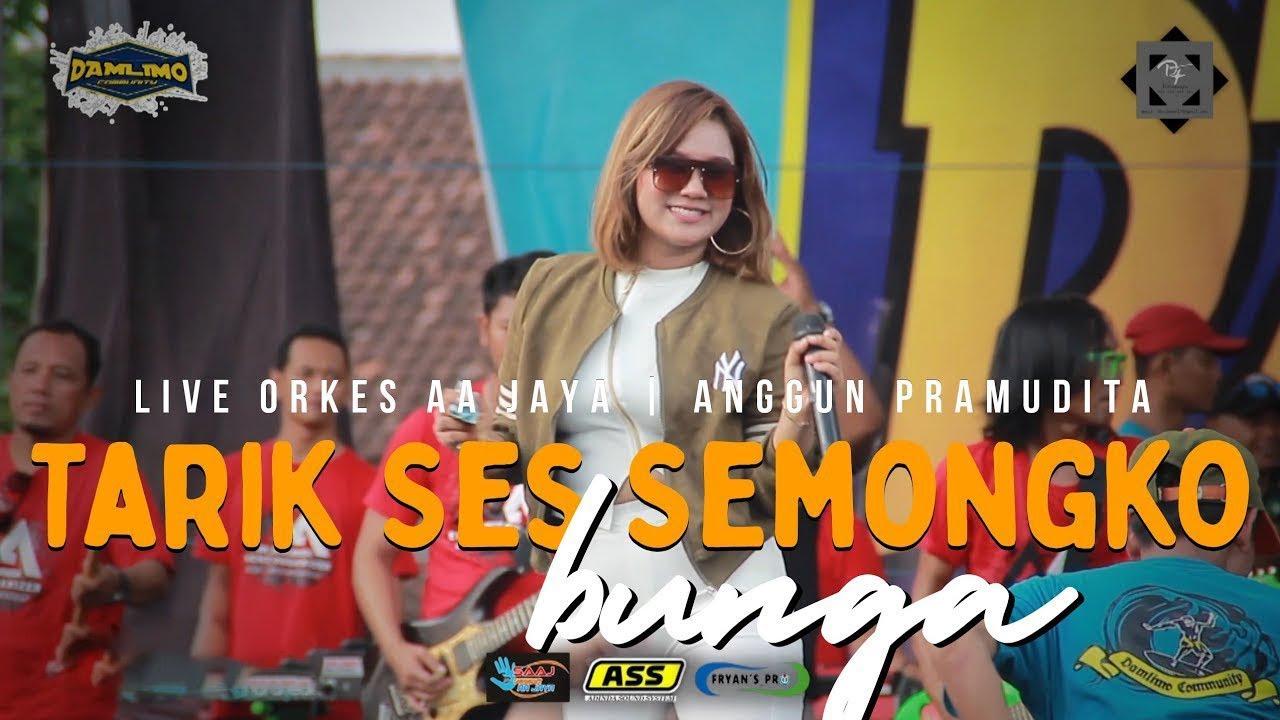 Tarik Sis Semongko | Anggun Pramudita - Bunga ( ANEKA SAFARI)