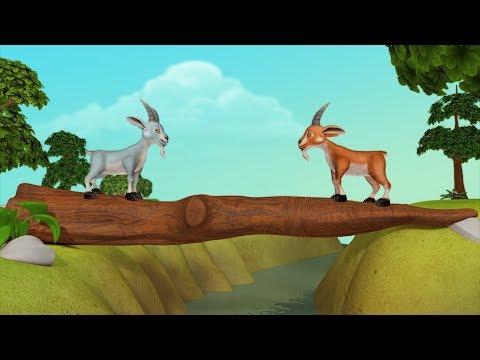 Xxx Mp4 The Two Goats Kannada Stories For Kids Kannada Neeti Kathegalu Infobells 3gp Sex